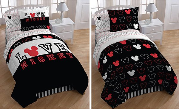 20 Invigorating Mickey And Minnie Bedding Sets Home Design Lover