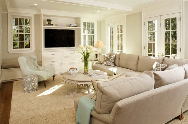 Impressive Sectional Living Room Ideas Gallery