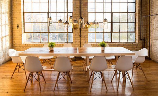 20. Casket Arts Dining Room
