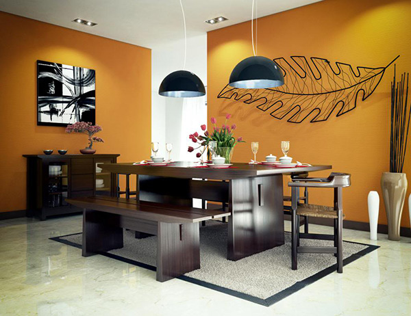 20. Contemporary Dining