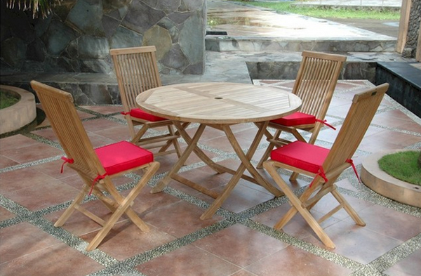 Patio furnitures