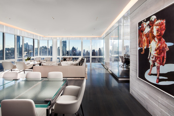 Upper West Side Penthouse