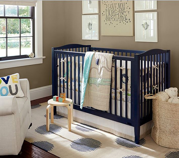 Milo Nursery for Baby Boy