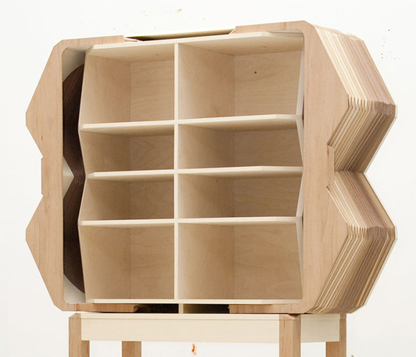 Flexible Cabinet
