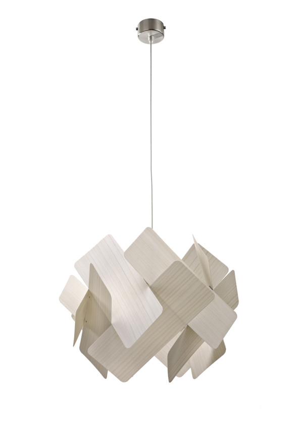 plywood lamp design