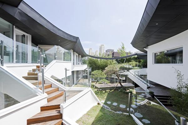 lawn area design