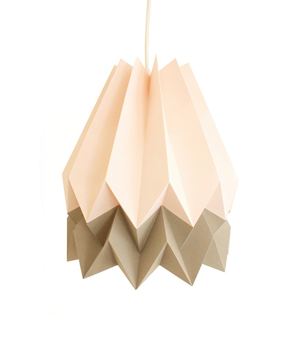 Origami lighting