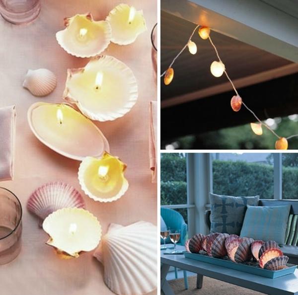 Seashell Lighting