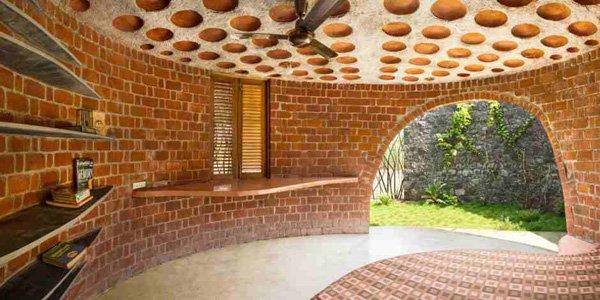 circle room design