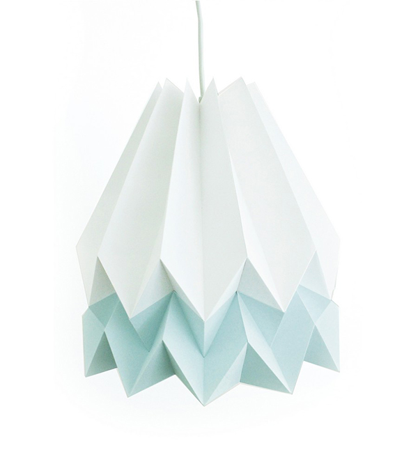 Origami lights deisgns