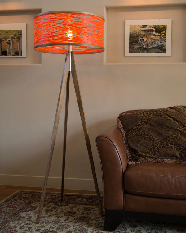 Sinuous Floor Lamp