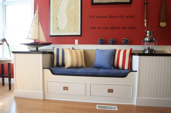 nautical nook