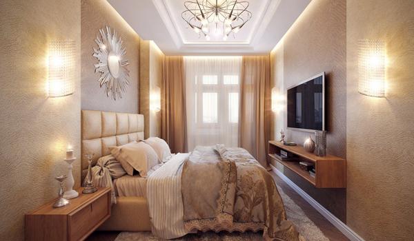 Add lavish lighting