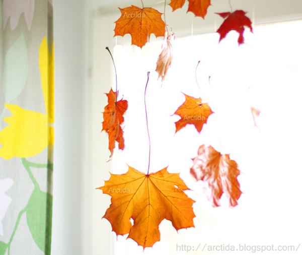 DIY Autumn Home Decor