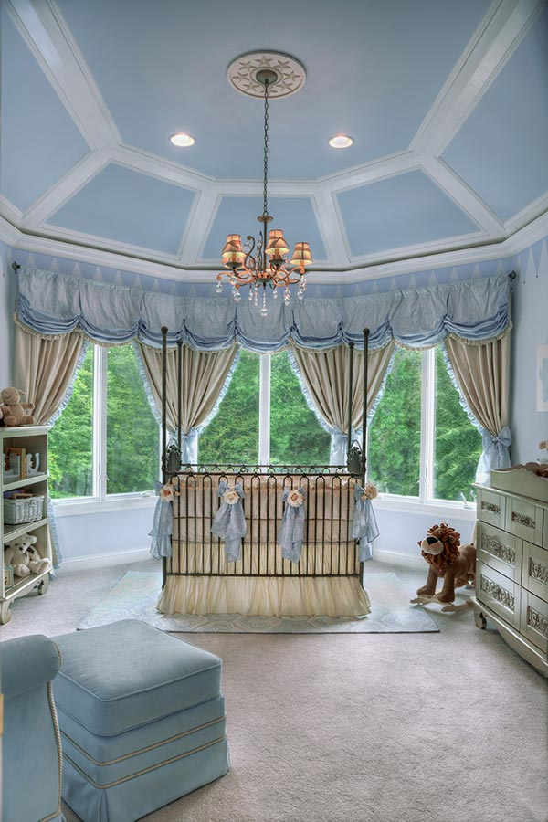 Royal Prince Nursery Room