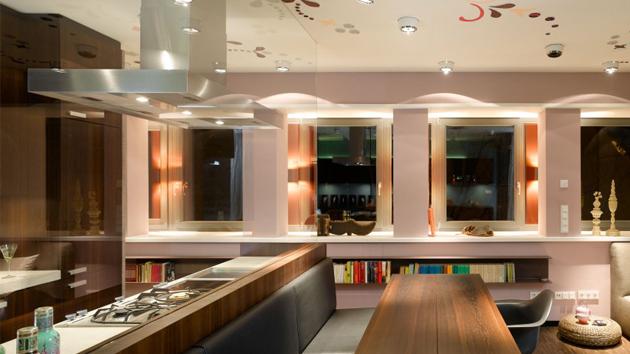Fascinating interior of apartment s in germany home for Interior designer deutschland