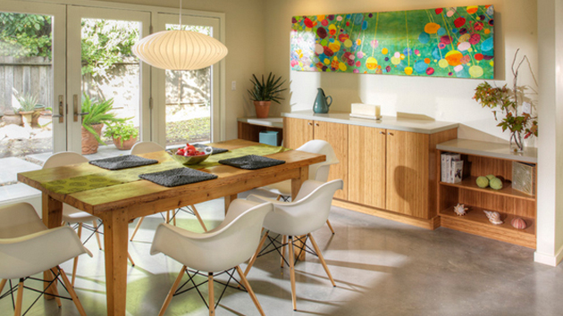 20 Stunning Dining Rooms With Two Focal Points Home