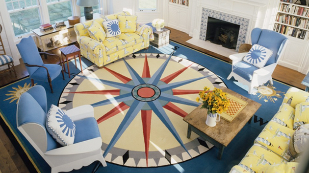 20 Nautical Home Decorations In The Living Room | Home Design Lover