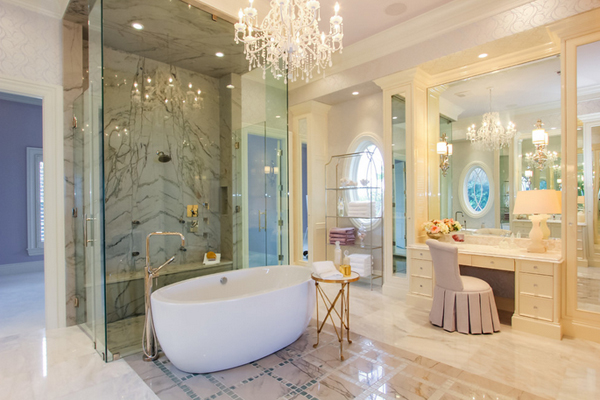 25 Ideas On How To Add Seating In The Bathroom Home Design Lover