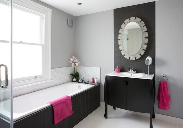 20 Lovely Ideas For A Girls Bathroom Decoration Home Design Lover