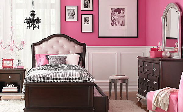Awesome Twin Bedroom Set Designs