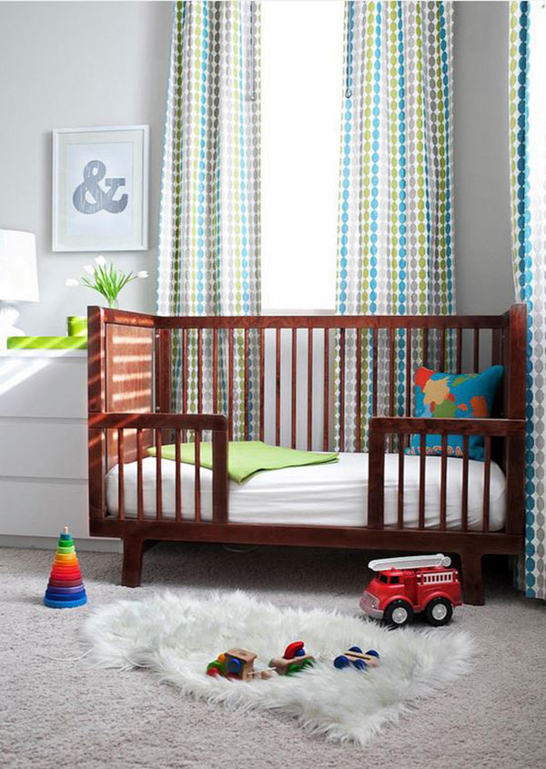 Beautiful Boys Toddler Bedroom. EM Design Interiors