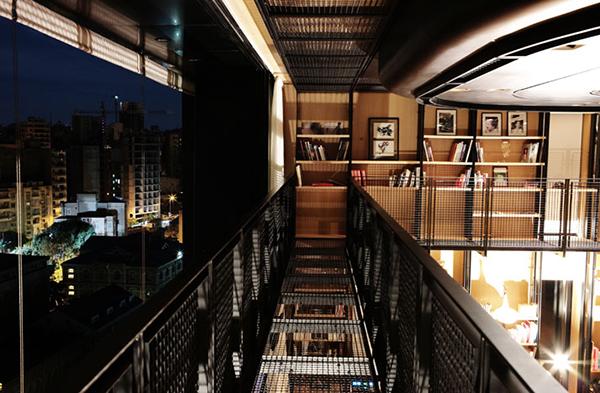 steel mezzanine