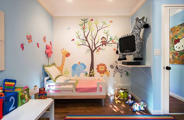 20 Chic And Beautiful Girls Bedroom Ideas For Toddlers Home Design Lover