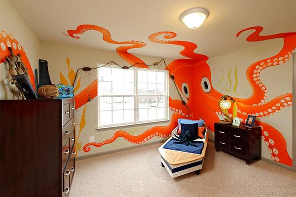 Boys Toddler Bedroom