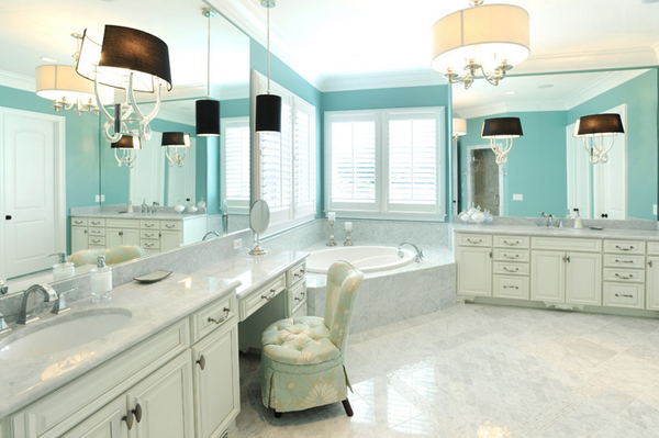 25 Ideas On How To Add Seating In The Bathroom Home