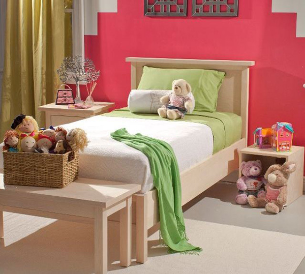 Hudson Kids Bedroom Set