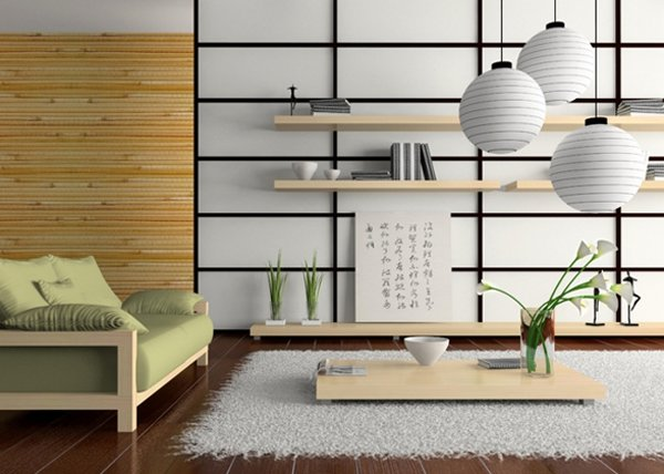 Japanese Room Decoration 20 japanese home decoration in the living room | home design lover