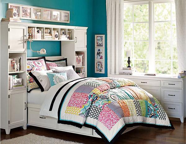 Teenage Girls Room Designs