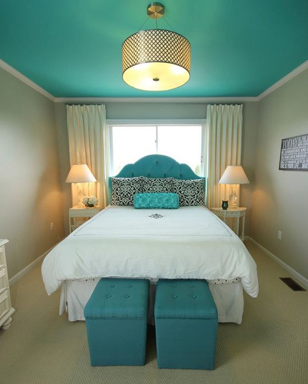turquoise paint colors bedroom 20 fashionable turquoise bedroom ideas home design lover 17597