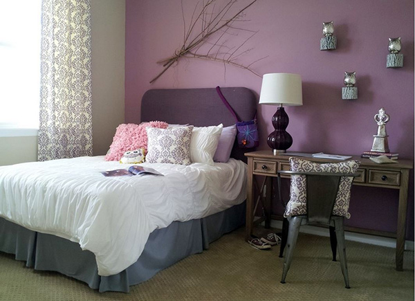 . 20 Bedroom Paint Ideas For Teenage Girls   Home Design Lover