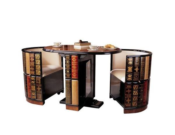 Library Ensemble