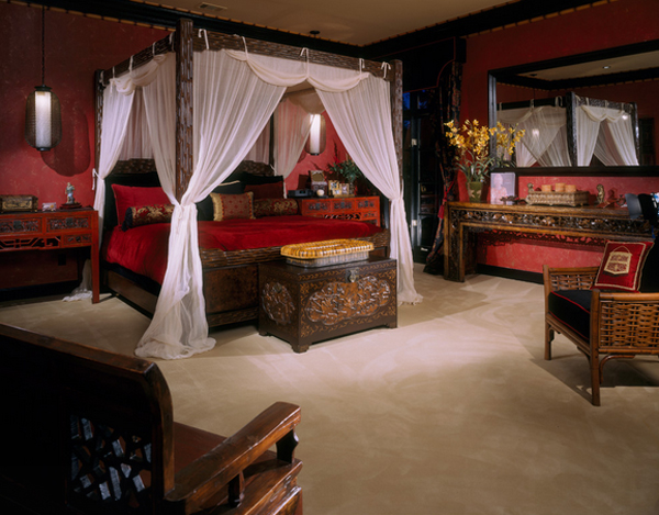 20 Chinese Home Decoration In The Bedroom