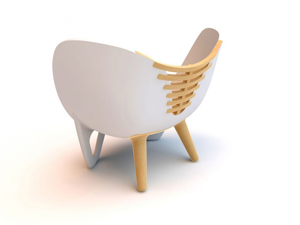backrest design