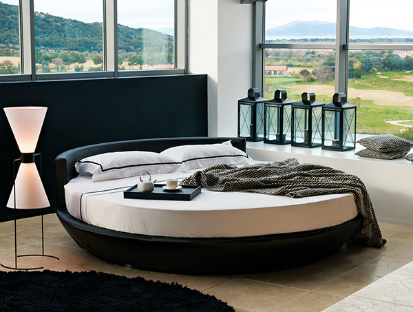 Designer Beds nella vetrina designer beds to bring charm and style to your
