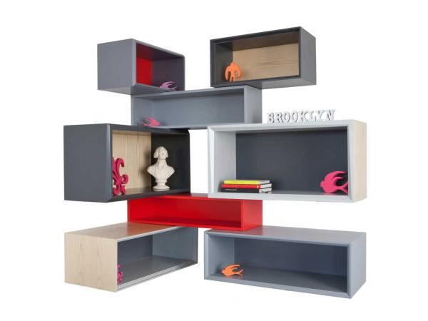 Sleek Modern Storage