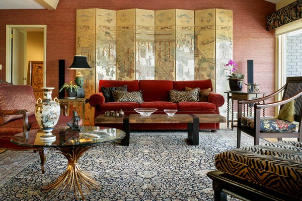 20 Chinese Home Decoration in the Living Room | Home Design ...