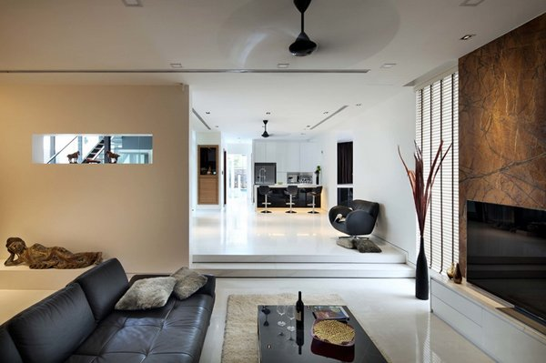 Superbe Modern Asian Room