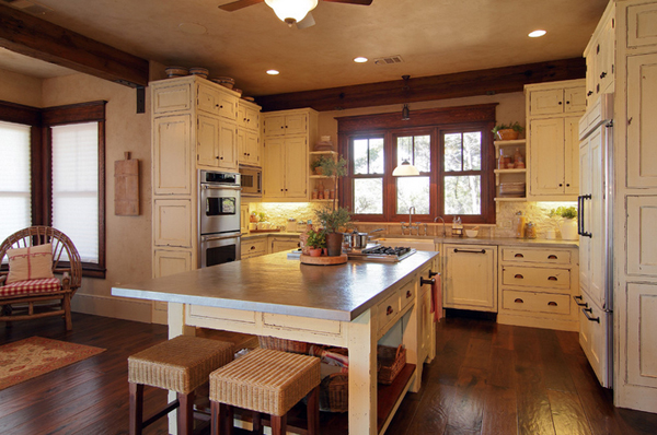 antique white cabinets 20 amazing antique kitchen cabinets   home design lover  rh   homedesignlover com