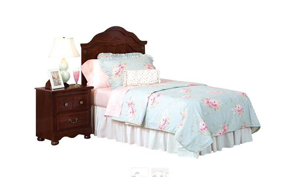 Jaqueline 3-Piece Panel Twin Bedroom Set
