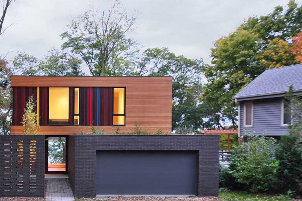 garage exterior design