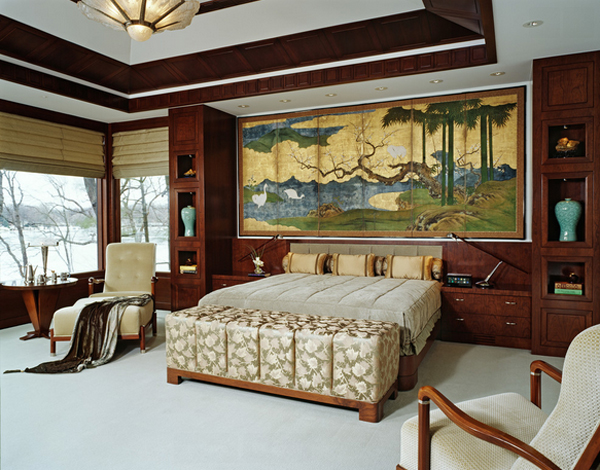 chinese bedroom decors