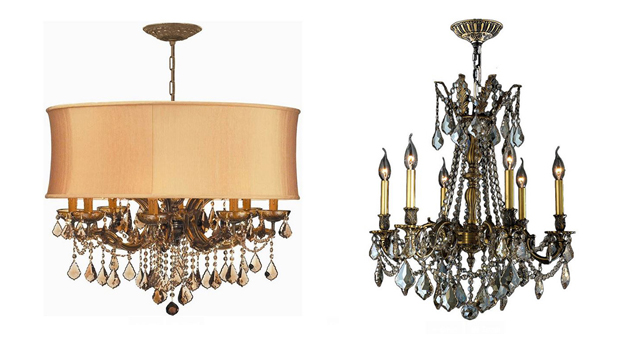 20 antique crystal chandelier designs home design lover mozeypictures Image collections