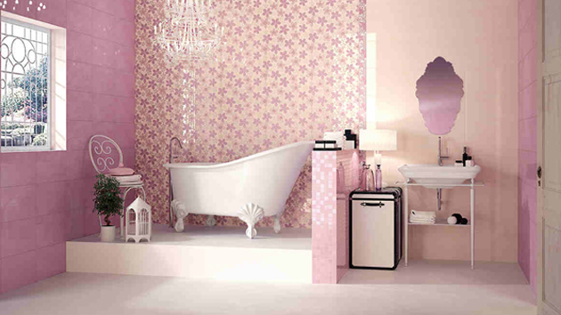 20 lovely ideas for a girls bathroom decoration home design lover - Girls Bathroom