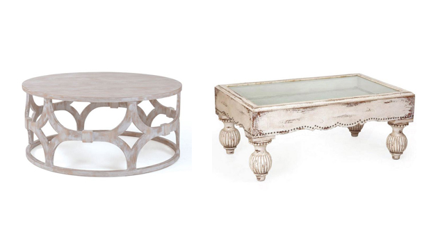 20 Whitewashed Coffee Table Designs Home Design Lover