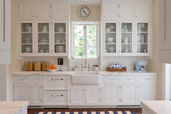Beau Glass Cabinet Doors